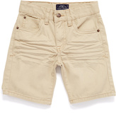 Lucky Brand Light Beige Club House Shorts - Toddler & Boys
