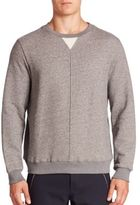 Timo Weiland Jeff Textured Pintuck Pullover