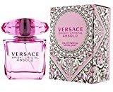 Versace Bright Crystal Absolu Eau De Parfum Spray for Woman, EDP 3 Ounce, 100 ML