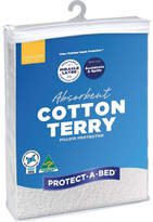 Protect A Bed Protect-A-Bed Cotton Terry Pillow Protector