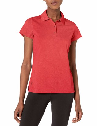 Champion Women's Short Sleeve Double Dry Performance Polo