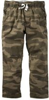 Carter's Baby Boy Pull-On Woven Pants