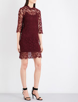 Mo&Co. Layered lace dress