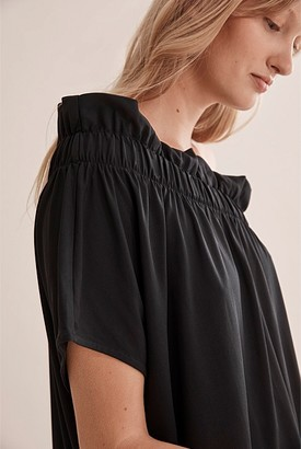 Country Road One Shoulder Top