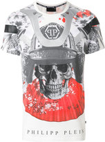 Philipp Plein Aizen T-shirt - men - Cotton - M