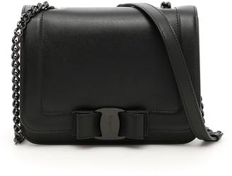 Salvatore Ferragamo Leather Vara Rainbow Bag