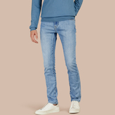 Burberry Slim Fit Comfort Stretch Japanese Denim Jeans