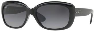 Ray-Ban Women's Jackie Oh 58Mm Polarized Sunglasses