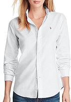 Polo Ralph Lauren Becky Relaxed-Fit Oxford Shirt