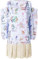 Vivienne Westwood Altitude mini dress