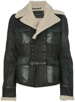 DSquared DSQUARED2 shearling jacket