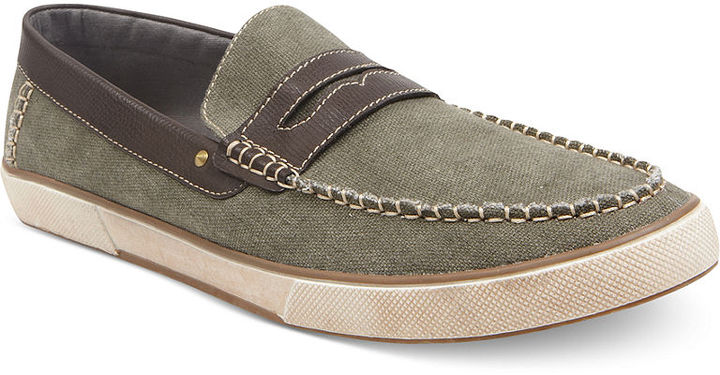 Steve Madden Men's Shoes, Gomer Penny Loafers