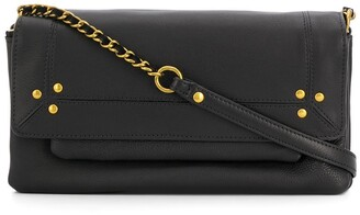 Jerome Dreyfuss Charly stud-embellished crossbody bag