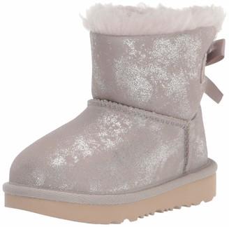 UGG T Mini Bailey Bow Ii Shimmer Boot