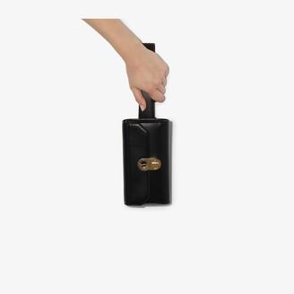 Christian Louboutin Black Eliza Leather Belt Bag