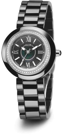 Alor CAVO Black Mop Dial 32mm Womens Watch