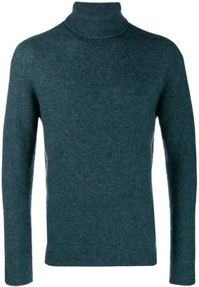 Nuur knitted roll neck jumper
