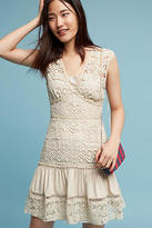 Tracy Reese Rocio Tiered Lace Dress