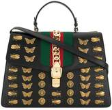 Gucci Sylvie animal studs bag