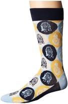 Cufflinks Inc. R2D2 and BB-8 Pop Art Socks Crew Cut Socks Shoes