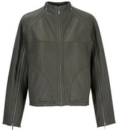 Amanda Wakeley Mirage Black Silky Shearling Jacket