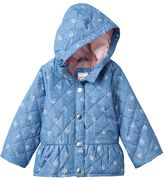 Carter's Baby Girl Midweight Quilted Jacket