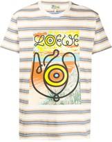 Loewe Eln striped T-shirt