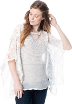A Pea in the Pod Batwing Maternity Top