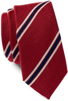Original Penguin Mocca Stripe Tie