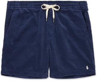 Polo Ralph Lauren Prepster Cotton-Corduroy Drawstring Shorts