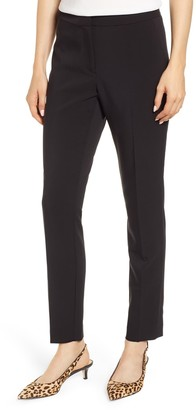 Vince Camuto Milano Twill Skinny Ankle Pants (Nordstrom Exclusive)