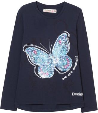 Desigual Girl's Ts_Juneau T-Shirt