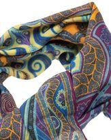 Etro Silk And Wool Scarf