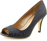 Style&Co. Style & Co. Style & Co Women's Monaee Peep Toe Heels