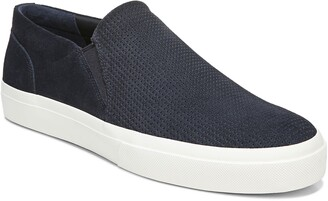 Vince Fletcher Suede Slip-On Sneaker