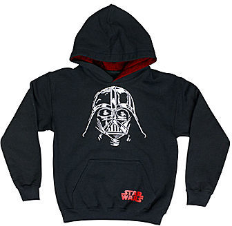 Star Wars Novelty T-Shirts Long-Sleeve Graphic Hoodie - Boys 6-18