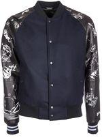 Lanvin Embroidered Bomber Jacket