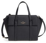 Kate Spade Daniels Drive - Small Abigail Satchel - Black