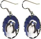 Canine Designs Shih Tzu Earrings