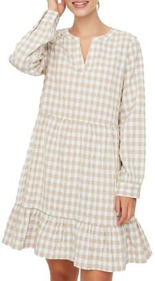 Vero Moda Kimi Wl Short Dress Wvn Curve