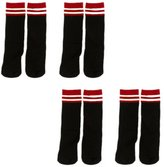 October Elf Unisex Baby Kids Knee High Tube Cotton Socks Pack of 4