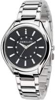 Morellato Time Women's Quartz Watch with Black Dial Analogue Display and Silver Stainless Steel Bracelet R0153104502