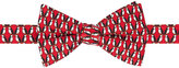 Countess Mara Men's Penguin Print Pre-Tied Bow Tie