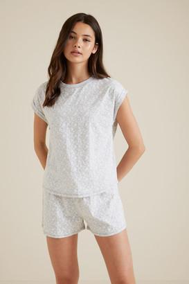 Seed Heritage Daisy Print Pyjama