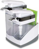 Casabella Sink SiderTM Duo Dispenser with Sponge