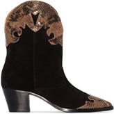 Paris Texas Western 55mm cowboy boots