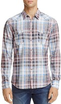 BOSS ORANGE Erodeo Slim Fit Button-Down Shirt