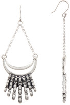 Lucky Brand Fringe Drop Earrings