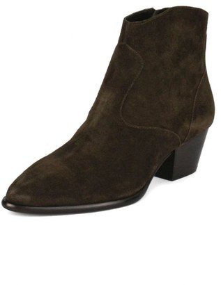 Ash Military Heidi Bis Suede Boots - 37 ( 4 )