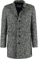 Eleven Paris Erold Classic Coat Grey Melanged